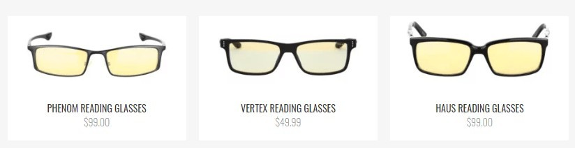 GUNNAR Reading Glasses