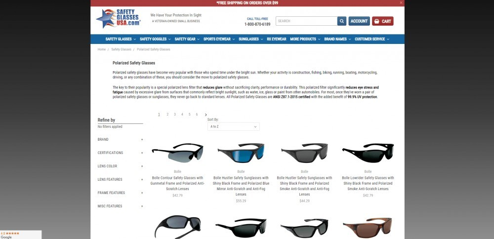 b194c2b865 Best Polarized Safety Glasses - Where to Find Them