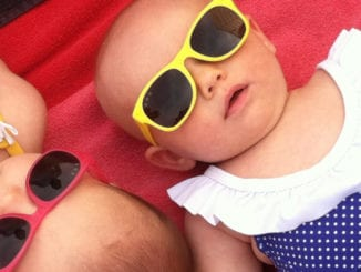 76a91bf096 Best Sunglasses For Babies  Ro-Sham-Bo Baby Shades Review
