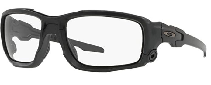 Black Oakley Shocktube Glasses
